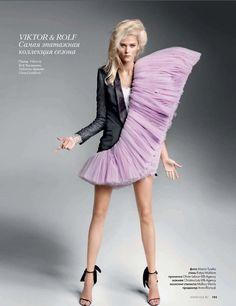 For The Love Of Grace | Lavender | Mauve | Lilac | Purple | Bridesmaid | Editorial | Viktor & Rolf
