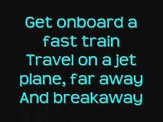 Breakaway By Kelly Clarkson Instrumental/Karaoke With Lyrics Karaoke Tracks, Karaoke Songs, Chick Flicks, Kelly Clarkson, Make A Wish, Song Lyrics, Growing Up, Told You So, Camera Phone