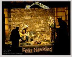 Feliz Navidad - Pinned by Mak Khalaf Feliz Navidad desde Melilla (Spain-Norte de Africa) Performing Arts  by AlbertoJCasado