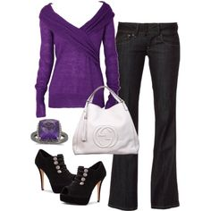 """Purple Rain"" by magiclips38 on Polyvore"