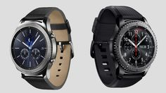 The new Samsung Gear S3 duo (Samsung)