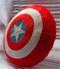Almohadas Decorativas (superheroes/videojuegos)hechas A Mano