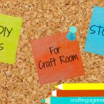 40 Craft Room Ideas for the New Year