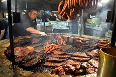 barbecue @ the salt lick // driftwoodTX