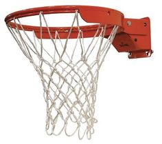 Rims and Nets 158962: Spalding, Aai Basketball Slammer Rim, Includes Net And Mounting Hardware - -> BUY IT NOW ONLY: $191.01 on eBay!