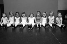 tap dance girls.
