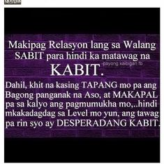 Ikaw na Ikaw Quennie Pokpok. Enjoy na Enjoy kang maging TANGA? Hugot Quotes Tagalog, Qoutes, Me Quotes, Funny, Quotations, Quotes, Ego Quotes, Funny Parenting, Quote