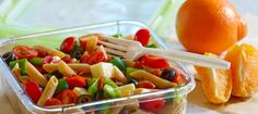Pizza Pasta Salad - Emeals blog. I'm thinking use fresh mozzarella and sub in zucchini noodles
