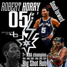 Spurs Robert Horry graphics by justcreate Sports Edits Robert Horry, Nba Champions, San Antonio Spurs, Photo Editing, Sports, Legends, Basketball, Graphics, Nice