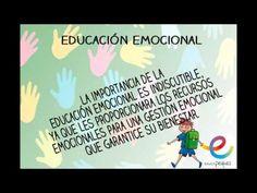 Inteligencia emocional. ¿Por qué fomentarla y educarla? Wellness Tips, Coaching, Mindfulness, Education, Youtube, Feelings, High Emotional Intelligence, Conflict Resolution, Personality Types