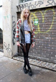 outfits tumblr Grunge - Buscar con Google