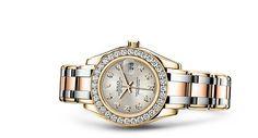 Descubra o relógio Pearlmaster 29 em Ouro amarelo 18 quilates no Site Oficial Rolex. Modelo: 80298