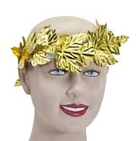 - Roman Greek Goddess Caesar Laurel Wreath Style for Fancy Dress. - One Size fits most for Parties fancy dress accessories ideal for all season. 1 x Headband. Full Body Costumes, Fancy Costumes, Costumes For Women, Carnival Costumes, Toga Fancy Dress, Funny And Gold, Gold Leaf Headband, Monogram Wreath, Laurel Wreath