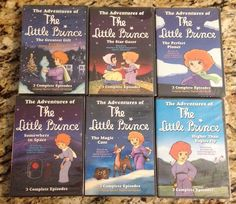 The Little Prince animated series