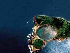 Ilhota ao largo da ilha de São Miguel
