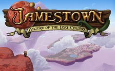 Playing Jamestown, a nice indie game and awesome soundtrack