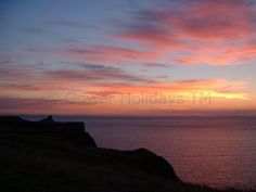 Rhossili Bay has been voted amongst the best beaches in the world with the iconic Worms Head. It has to be seen to be fully appreciated. Rhossili Bay, Gower Peninsula, Beaches In The World, Sunsets, Wales, Fathers, Most Beautiful, Earth, Holiday