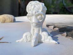 Designer Toys, Garden Sculpture, Bubbles, It Cast, Pretty, Outdoor Decor, Painting, Home Decor, Decoration Home