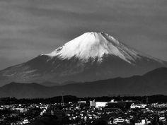 https://flic.kr/p/PJmmM6 | Mount Fuji | The view of Mount Fuji today from Minatomirai, Yokohama.