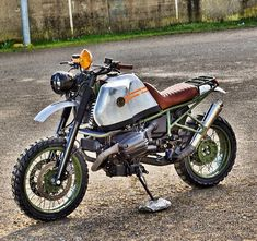BMW enduro