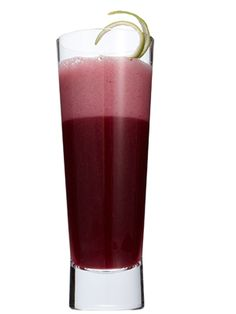 Cosmo's Sexiest Frozen Drinks: Blueberry Limeade #blueberry