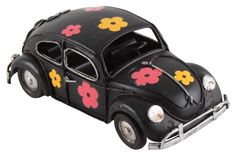 "Machetă retro ""Hippie Beetle"" Beetle, Black Friday, Boutique, Retro, Toys, Car, Beetles, Automobile, Bugs"