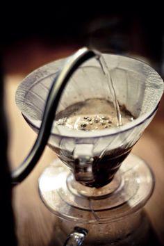 Hario V60 Filter coffee Kaffeehaus