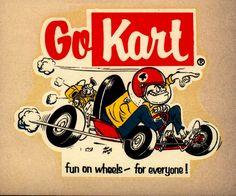 GO KART fun on wheels- for everyone! Vintage Go Karts, Go Kart Engines, Chevy, Go Kart Buggy, Kart Parts, Go Kart Racing, Kustom Kulture, Karting, Pedal Cars
