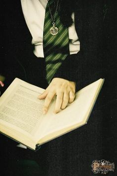 I love Slytherin aesthetic