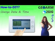 2GIG GC3 - How to Change the Date and Time? #america #usa #nationwide #alarmmonitoring #homesecurity #businesssecurity #home #homeautomation #geoarm #tech #technews #geek #geekyourhome #geoarm http://www.geoarm.com/2gig-gc3-go-control-wireless-security-systems.html