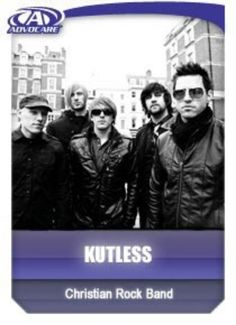 Christian Rock Bands | Woot The Christine band Kutless is an Advocare Rep