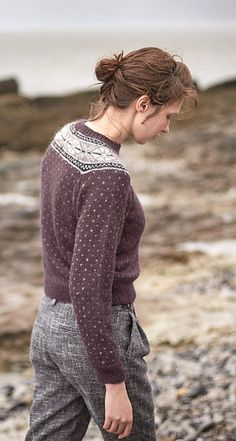 Rowan Rainey pattern by Sarah Hatton