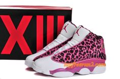 usafrees.com Over 60% Off Shoes,$59.29 Air Jordan 13 Leopard Womens Print Pink White - Click Image to Close