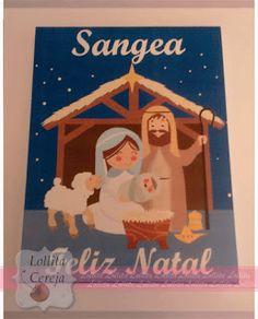 Lollita Cereja: Bloquinhos e Lápis Personalizados Natal