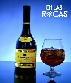 #Alcohol #EnLasRocas #Torres #Brandy