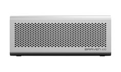Braven 650. Bluetooth speakers with 20 hours of battery life, simulated bass, and USB charging for phones. AWESOME