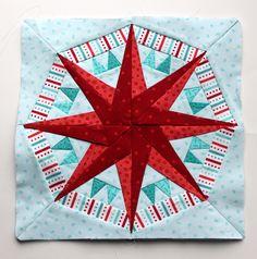 paper pieced quilt patterns | Paper Piecing Monday
