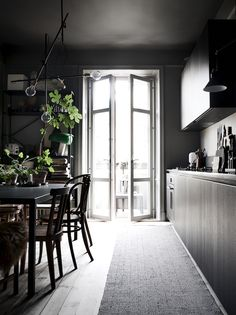 my scandinavian home: A cosy cocoon-like Swedish home
