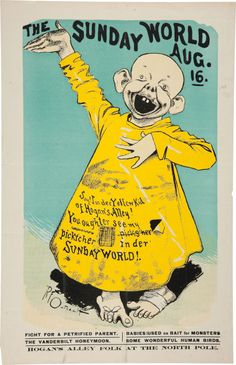 Why was yellow journalism used in the late 1890s?