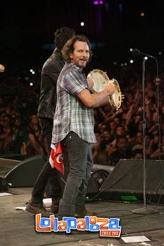 Pearl Jam by LollapaloozaFest, via Flickr