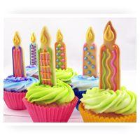 Birthday cookie cupcakes