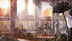 Oscars: How Ancient Egypt's Royal Palace Was Created for 'Exodus ...