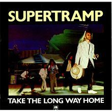 """""""Take the Long Way Home"""" is the fourth single and sixth track of Supertramp's 1979 album Breakfast in America. It was the last song written for the album, being penned during the nine-month recording cycle"""