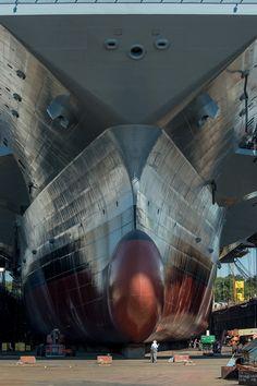 Rocketumblr — CVN-78 USS Gerald R. Ford