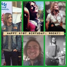 Happy 21st, Rocky {2015}