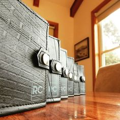 Recycle Creative - Trucka Recycled Wallets