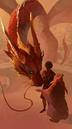 rewatching Avatar and still have so much love for these characters. I enjoy thinking of Iroh meeting Zuko's dragon, sometime after The Search. It would be a nice way of bringing the symbolism of the dragons in their story come full circle. Avatar Aang, Avatar Airbender, Team Avatar, Avatar Legend Of Aang, Aang The Last Airbender, Iroh, Avatar Series, Blue Exorcist, Fan Art