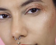 Guilt-free glitter: no plastic, no aluminium and certified biodegradable. Go on and shine like a diamond. Cosmetic Labels, Eyeliner, Eyeshadow, Organic Brand, Night Fever, No Plastic, Organic Makeup, Guilt Free, Party Looks