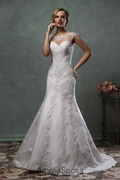 Wedding dress Simona - AmeliaSposa