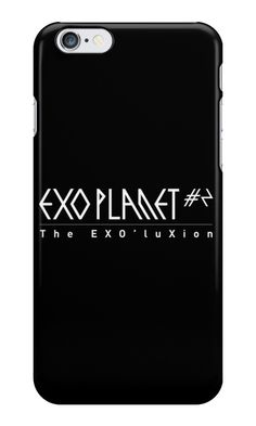 The Exo Luxion - EXO Planet 2 by drdv02 Exo Luxion, Apple Watch, Smart Watch, Planets, Phone Cases, Smartwatch, Phone Case
